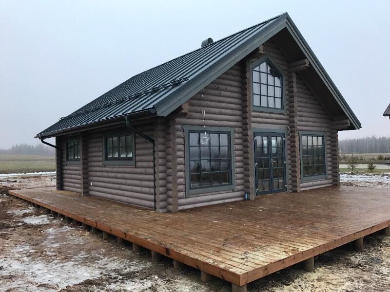 Houten Chalet Bouwen : Chalet bouwen houten chalets chalet kopen
